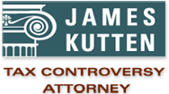 Tax Controversy Attorney Jim Kutten